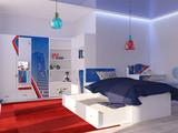 Детская комната Человек паук (Доп.СКИДКА от 5% до 10%)