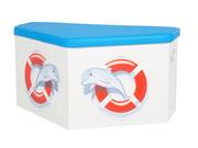 Ящик для игрушек приставной - Ocean