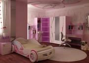 Детская комната Princess (Доп.СКИДКА от 5 до 10%)