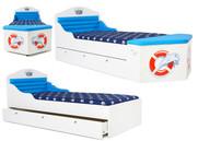 Кровать-корабль Ocean