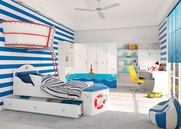 Детская комната Ocean (Доп.СКИДКА от 5% до 10%)