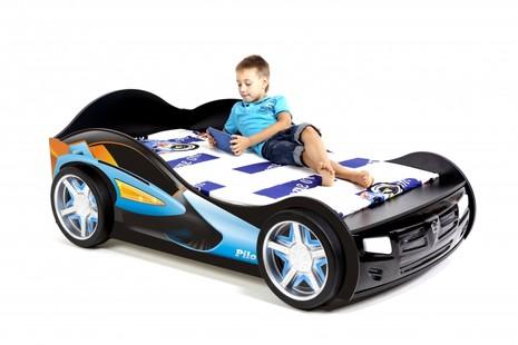 Кровать машина Pilot