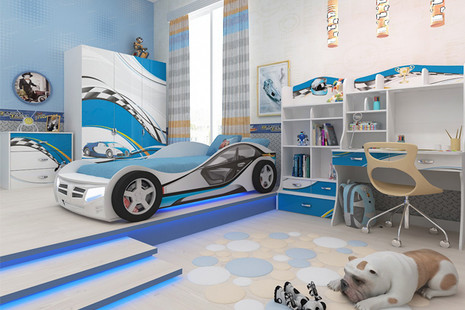 Детская комната La-Man (Доп.СКИДКА от 5% до 10%)