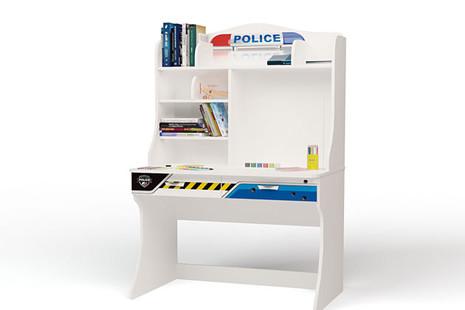 Стол с надстройкой Police
