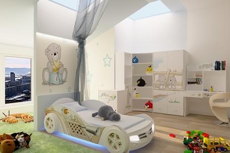 Детская комната Bears (Доп.СКИДКА от 5% до 10%)
